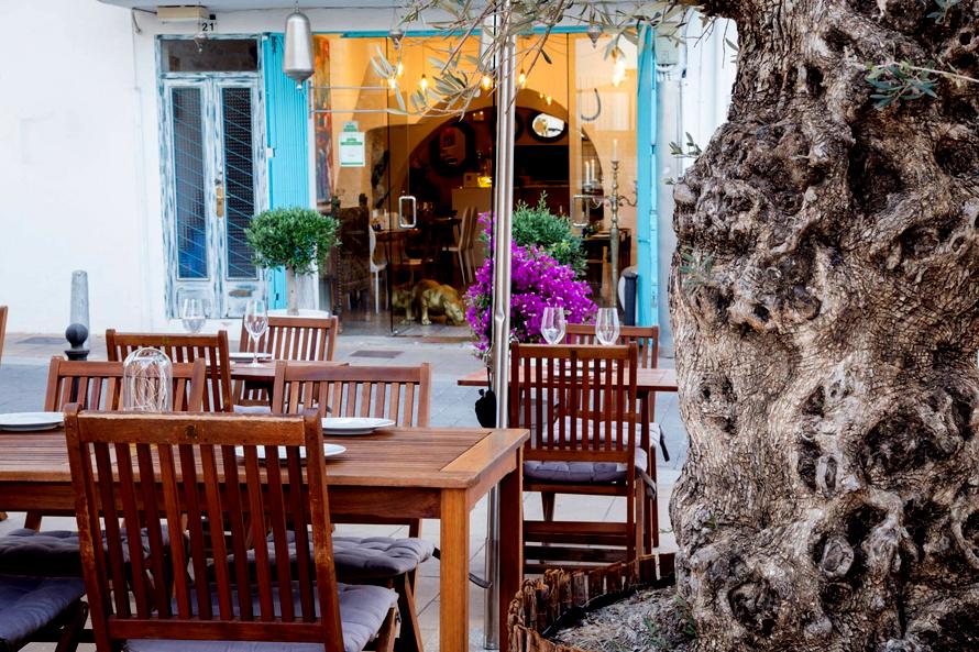 Es Verro restaurante Sant Antoni
