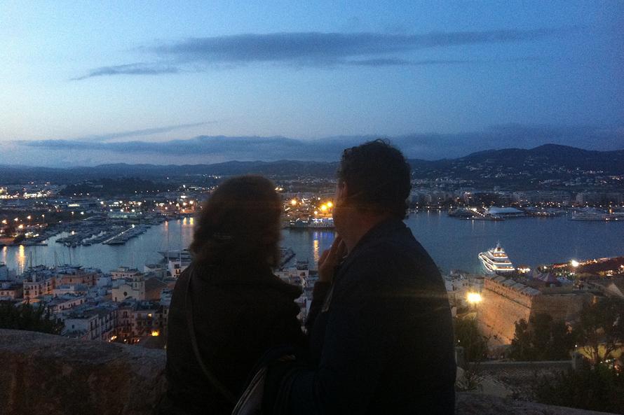 Walk Dalt Vila Ibiza