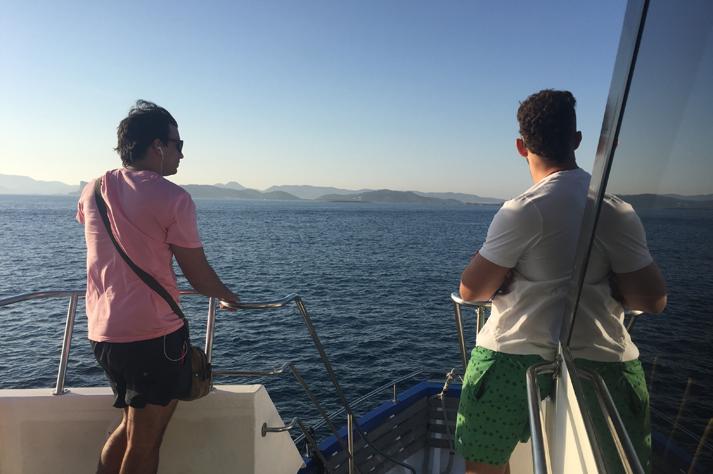 Barco a Formentera Excursión ferry Ulises Cat