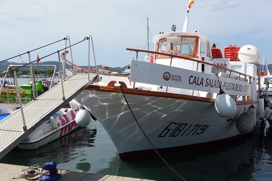 U barco san antonio