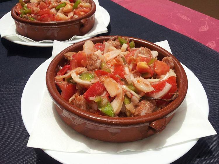 Restaurante económico Formentera barato carabela