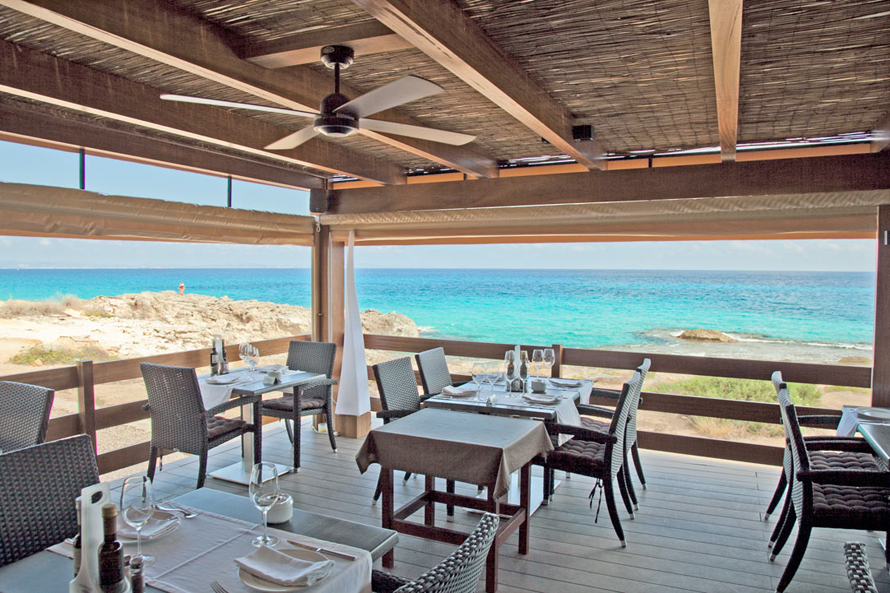 restaurante es calo Formentera
