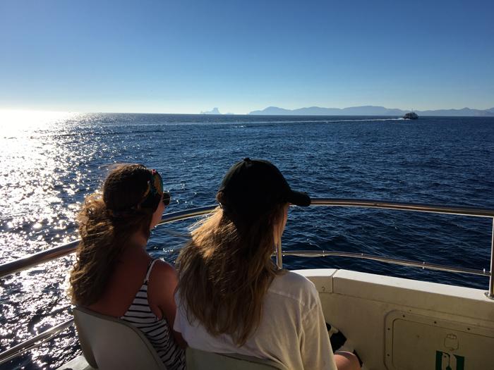 ruta barco Formentera Ibiza
